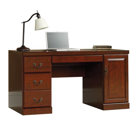 Sauder Heritage Hill Credenza sauder heritage hill computer credenza 404944 free shipping