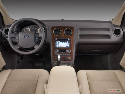 2009 Ford Taurus Interior by 2009 Ford Taurus X Pictures Dashboard U S News World