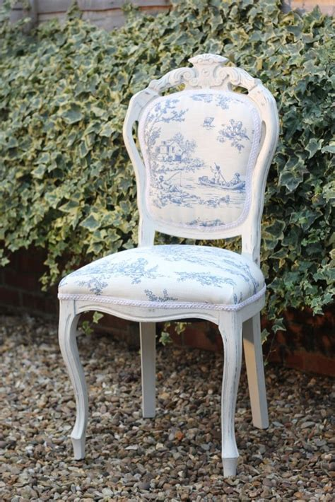 shabby chic dining chairs shabby chic dining table and 4 king louis chairs