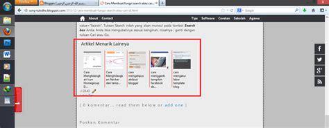 cara membuat edit artikel dengan php cara membuat artikel terkait dengan gambar di bawah postingan