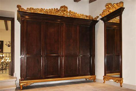armadio stile barocco arredo villa in stile barocco arredo camere da letto 100
