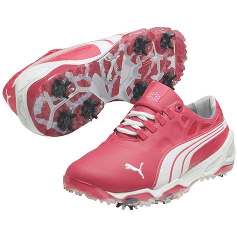 pink mens puma golf shoes grandts auto repair