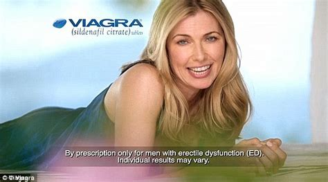 viagra commercial actress who is she linette beaumont becomes a us tv sensation as the first