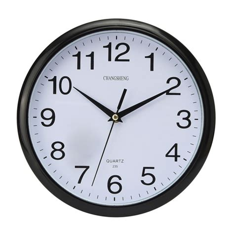 bedroom wall clock buy six colors vintage round modern home bedroom time