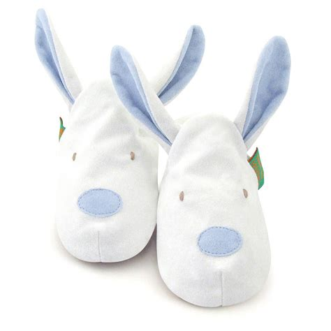 Bunny Shoes Baby easter bunny rabbit soft baby shoes by funky fashions