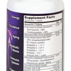 Allegany Nutrition Daily Detox by Daily Antioxidant Enzyme Allegany Nutrition