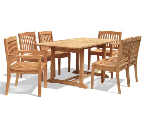 8 seater patio table hilgrove 8 seater garden patio table and stacking chairs set