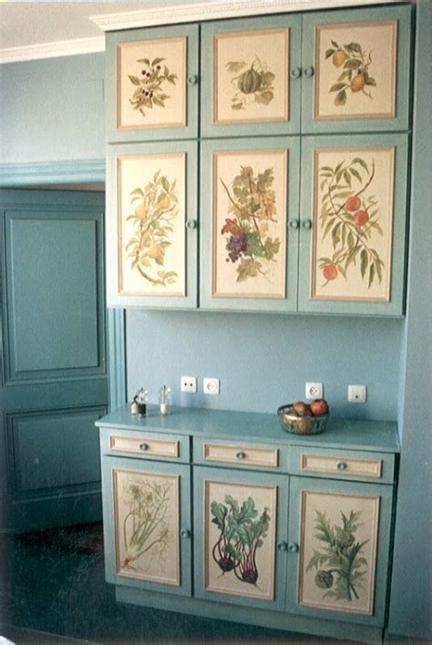 decoupage cabinets 1000 images about decoupage on weather