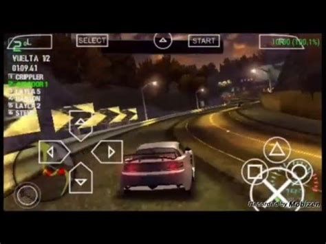 need for speed android need for speed carbon ppsspp android 100 speed