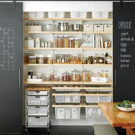 elfa pantry white birch elfa d 233 cor reach in pantry the container store