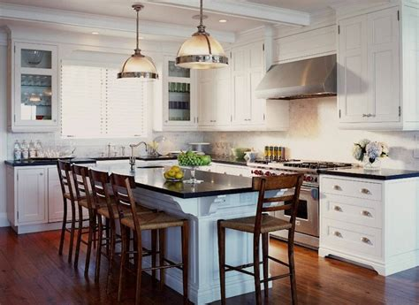 white l shaped kitchen with island l shaped kitchens design ideas