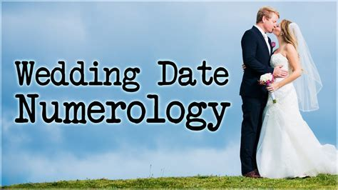 Wedding Date Numerology: Picking The Perfect Marriage Date