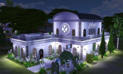 luxury restaurant  cc  tatyana  sims  updates