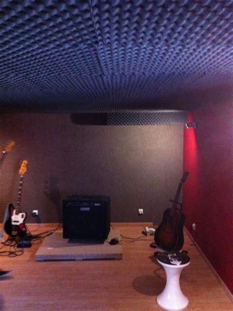 travaux acoustiques pour musiciens studio de r 233 p 233 titions