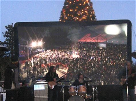 mammoth night of lights commcinema outdoor movies for parks film festivals