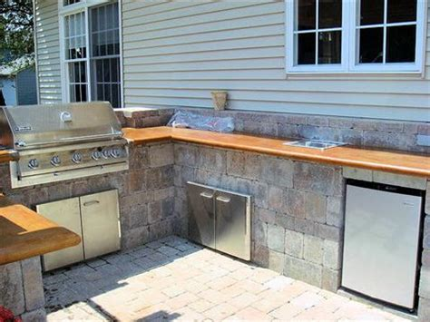 Outdoor Kitchen Contractor by Outdoor Kitchen Build Question Masonry Contractor Talk