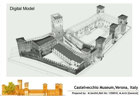 Design A Warehouse Floor Plan by Castel Vecchio Museum Verona Italy