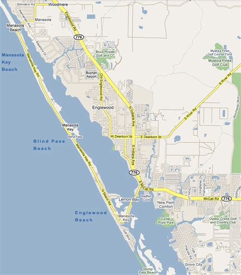 map of florida west coast map florida area