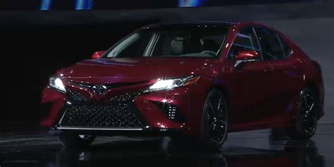 Brandt Toyota The 2018 Toyota Camry Officially Revealed Brandt