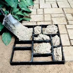 cement molds for patios how to make molds for cement products apps directories