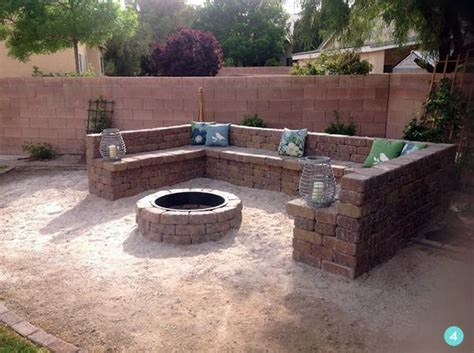 diy outdoor pit seating 260 best images about backyard seating ideas on