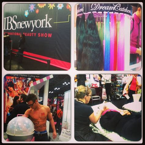 hair show nyx 17 best images about ibs new york international beauty