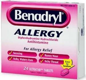 can i give my benadryl can i give my baby benadryl