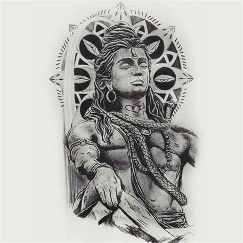 lord shiva tattoos design 1057 best images about shiva on