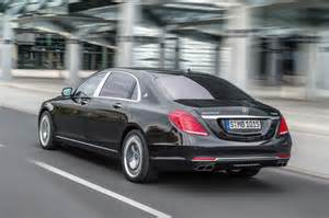 2016 mercedes maybach s600 debuts in l a with ultra