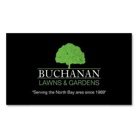 gardening business cards templates 17 best images about gardener business cards on