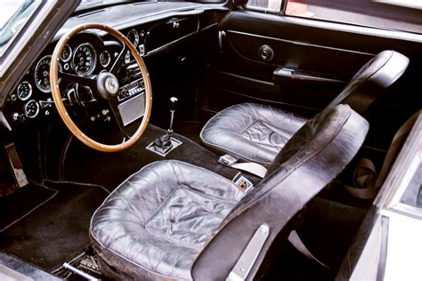 vintage aston martin interior 1967 aston martin db6