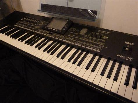 Keyboard Korg Pa Series Korg Pa3x 76 Image 1742379 Audiofanzine