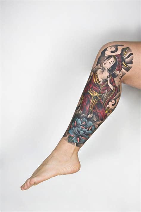 tattoo geisha di kaki 65 shogun inspired samurai tattoos pictures