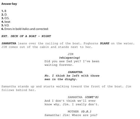 how to write a movie script www pixshark com images