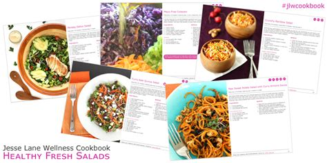 salad cookbook 450 fresh healthy and tasty salad recipes books healthy fresh salad cookbook review giveaway snacking