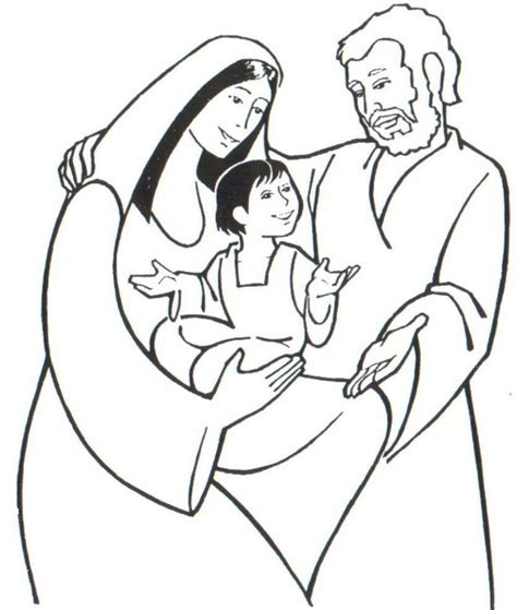 coloring pages hd holy family coloring page hd printable coloring pages
