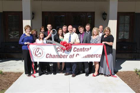 seale funeral home holds ribbon cutting centralspeaks