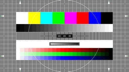 tv test pattern iphone wallpaper tv test pattern wallpaper 93766
