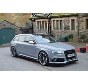 Audi A4 B8 Avant To RS4  Full Body Kit Wagons/Estates