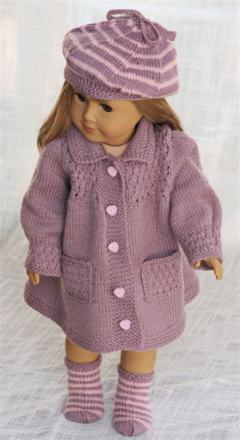 free knitting patterns for american dolls 25 best ideas about knitted doll patterns on