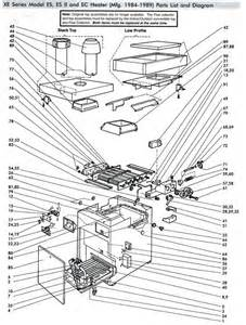 jandy teledyne laarsa xe pool heater parts list
