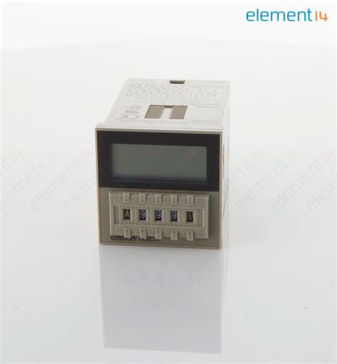 Omron Timer h3caa306 omron industrial automation timer h3ca
