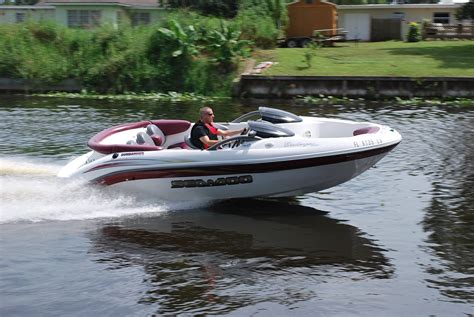 2002 bombardier sea doo jet boat sea doo challenger 1800 2002 for sale for 6 950 boats