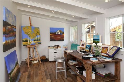 Home Design Studio Space | art studio design ideas for small spaces modern little