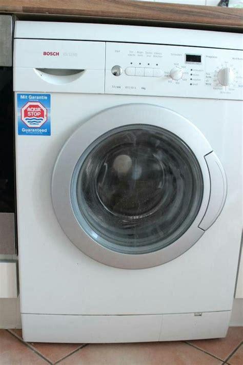 bosch waschmaschine exclusiv bosch waschmaschine lieferung m 246 glich in pforzheim