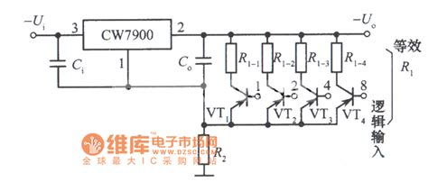 digital integrated voltage regulator circuit power supply circuits fixed power