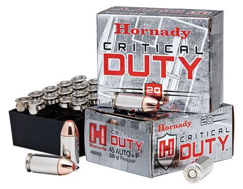 Barnes Tac Xpd 45 Acp G Amp A Basics How To Choose Your First Home Defense Gun