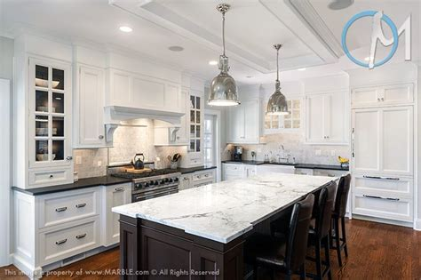 kitchen islands with granite tops absolute black honed statuarietto granite countertops