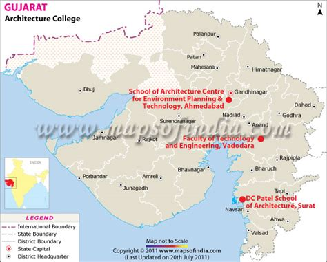 Mba In Gujarat by Top B Arch Colleges In Gujarat Best Architecture Colleges