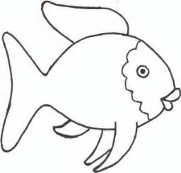 rainbow fish colouring template discover and save creative ideas